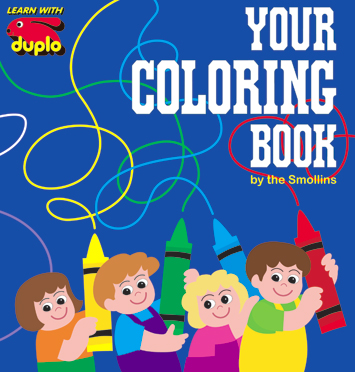 Your Coioring Book Cover